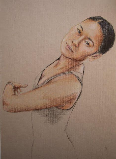 Hedenvinds bilder: Ballerinan