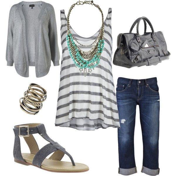 Cute gray