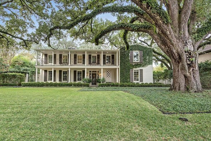 2240 Chilton Houston Tx 4 Bedroom 5 Bathroom Single Family Residence Built In 1936 See
