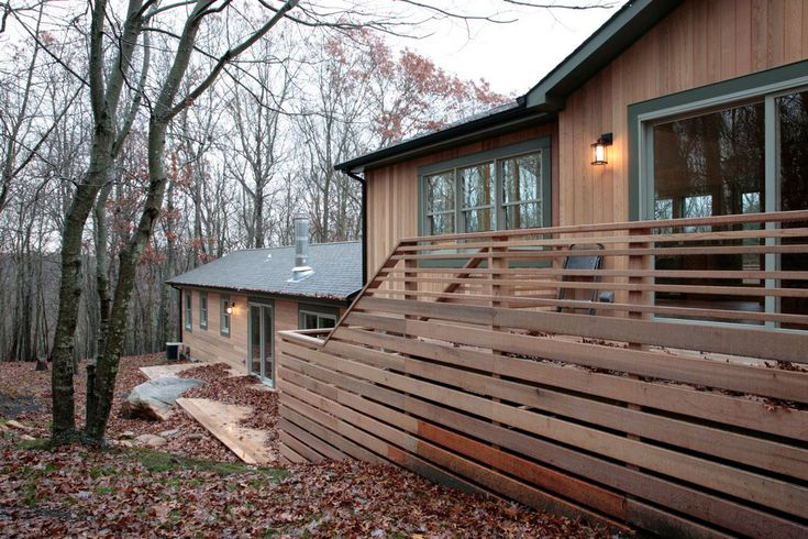 Sag Harbor House in the Woods by Jendretzki (3)