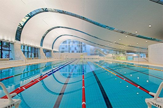 Public Architecture:  Harry Seidler & Associates' Ian Thorpe Aquatic Centre, Sydney, Australia