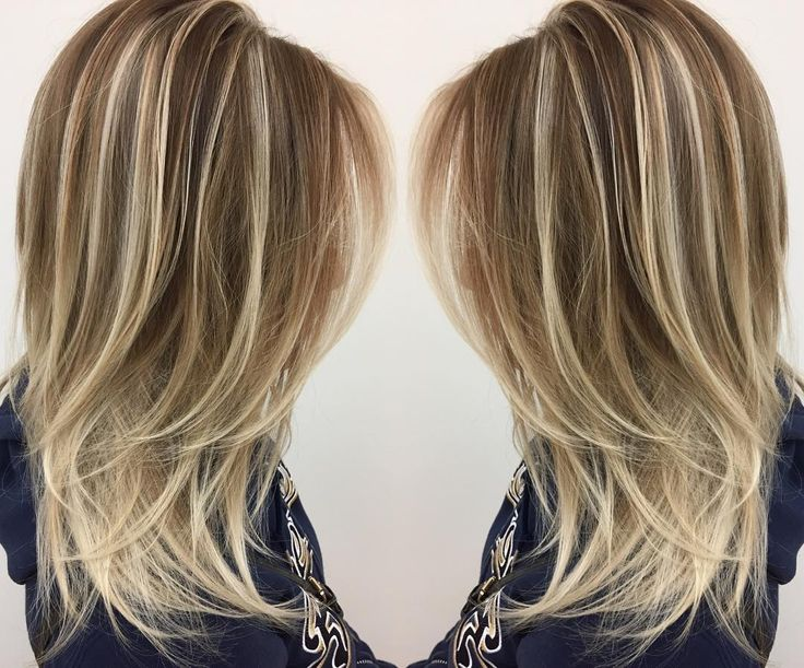 SmartBond Blonde by Kelli!  We're loving this strengthening system from Loreal Professionnels!  It keeps hair healthy during color services! ANiU Salon Middleton, WI