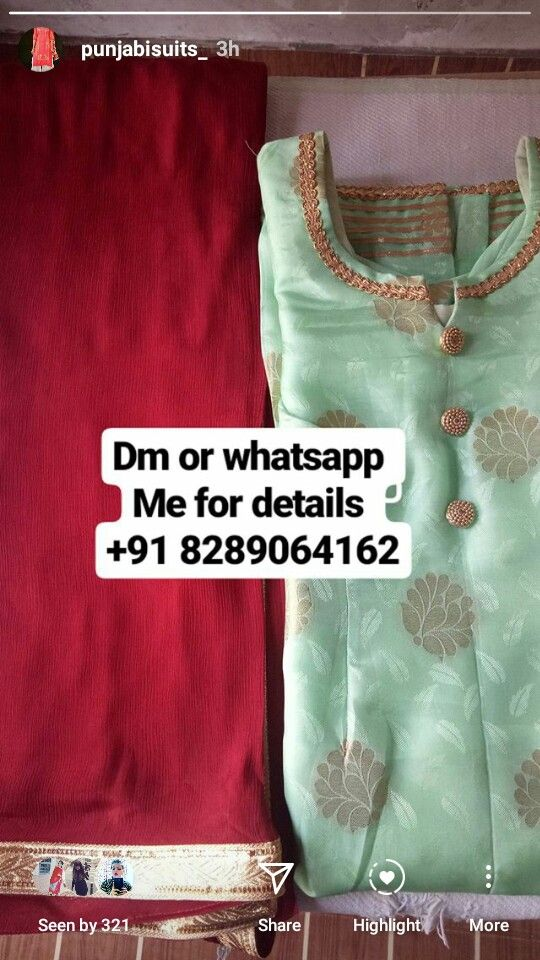 we make customized suits TO PLACE YOUR ORDER IN ANY COLOR COMBINATION AND DESIGN #DM and #whatsapp me +91 8289064162 for details. ÇAN BE DONE IN ANY COLOR AND FABRIC #shivangijoshi #designer #lifestyle #Toronto #surreybc #london #patiala #indianbride #chandigarh #inifdchandigarh #mohali #ludhiana #weddingstyle #classy #chandigarhboutiques #indianfashion #punjaban #bridalsuits #weddingdress #salwarsuit #lehngas #salwarkameez #punjabisuit #punjabifashion #punjabiwedding #uk #usa #ca