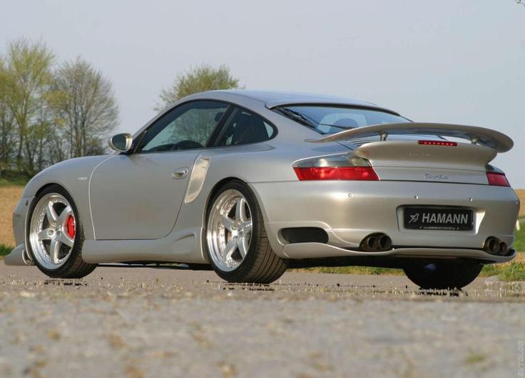 2004 Hamann Porsche 996 Turbo