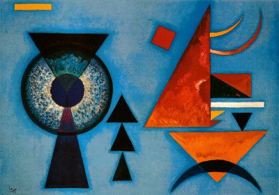Wassily Kandinsky, Posters and Prints at eu.art.com
