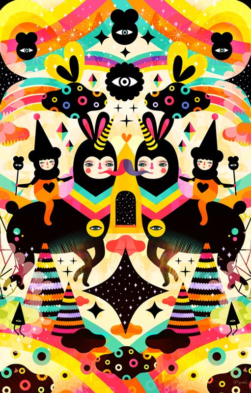 We are magical on Behance
