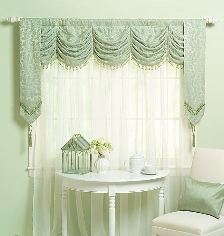 window valance patterns - Buscar con Google