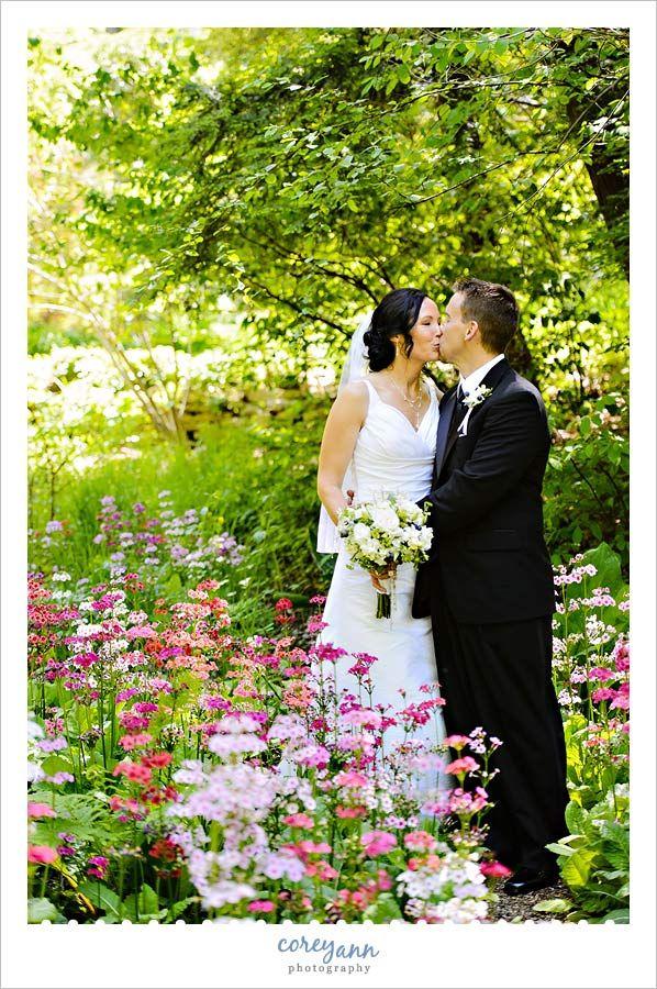 Holden arboretum wedding