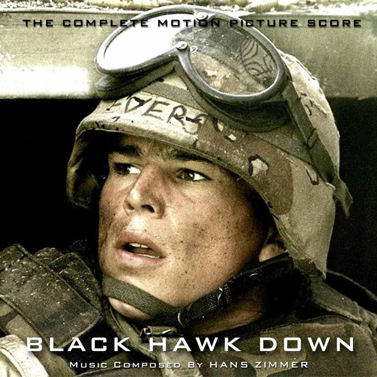 Elements of Film: Black Hawk Down