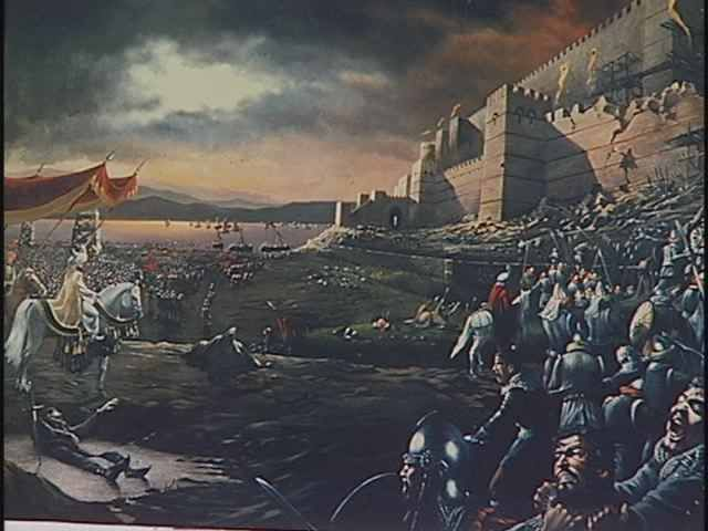 Η πτώση της Βυζαντινής αυτοκρατορίας   Πεμπτουσία