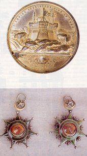 Tanzimat-ı Hayriye Madalyası ve Nişan-ı Osmaniler