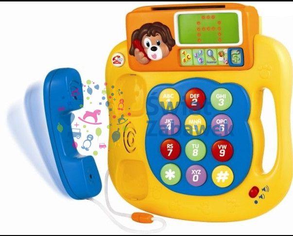 SMILY PLAY 2336 TELEFON ZADZWOŃ DO ZWIERZAKA