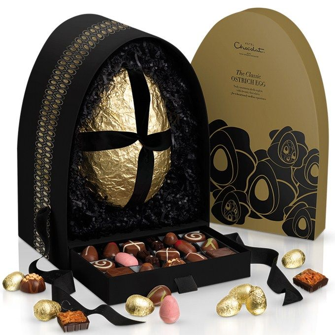 31 best easter gift delivery uk images on pinterest gift truly enormous shells cast in our classically creamy 40 milk chocolate studded with cookies negle Image collections