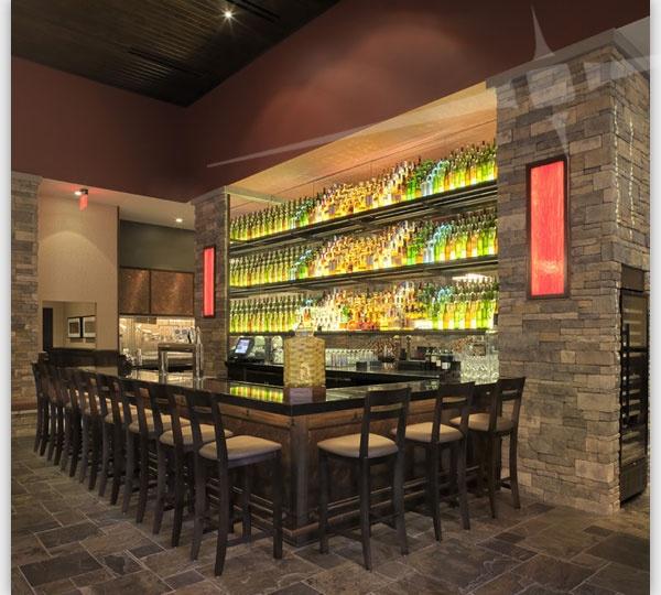 Best restaurant entertainment architecture