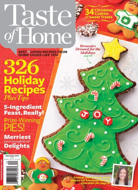 Taste of Home - December 2013 English | 124 pages | True PDF | 33.00 Mb