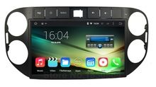 Quad Core Android 5.1 Car DVD Player Auto PC Radio GPS for VW Tiguan 2015 2014 2013 2012  with Canbus Mirror-link BT WIFI