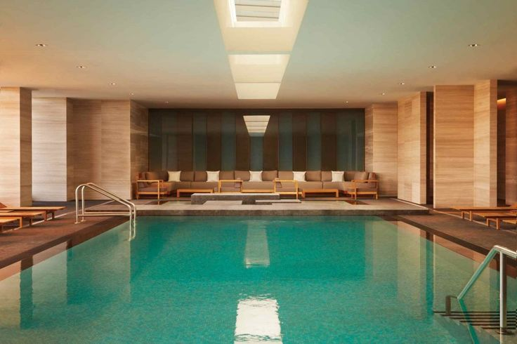 Four Seasons Hotel Pool and Spa Toronto
