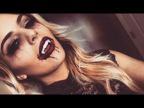 Vampire | Makeup tutorial