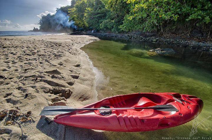 Madamas River