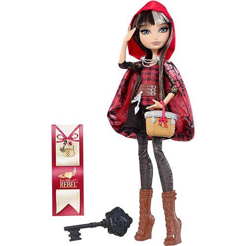 Ever After High Rebel Cerise Hood - Mattel