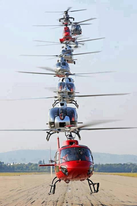 Learn to fly a helicopter