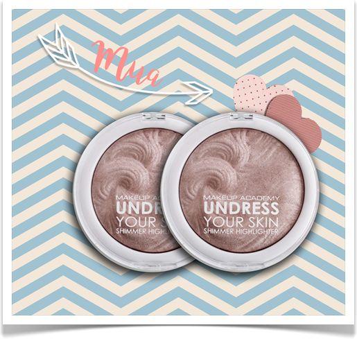 Rozświetlacz Makeup Academy Undress Your Skin