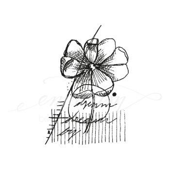 Stempel - Abstract floral No.14