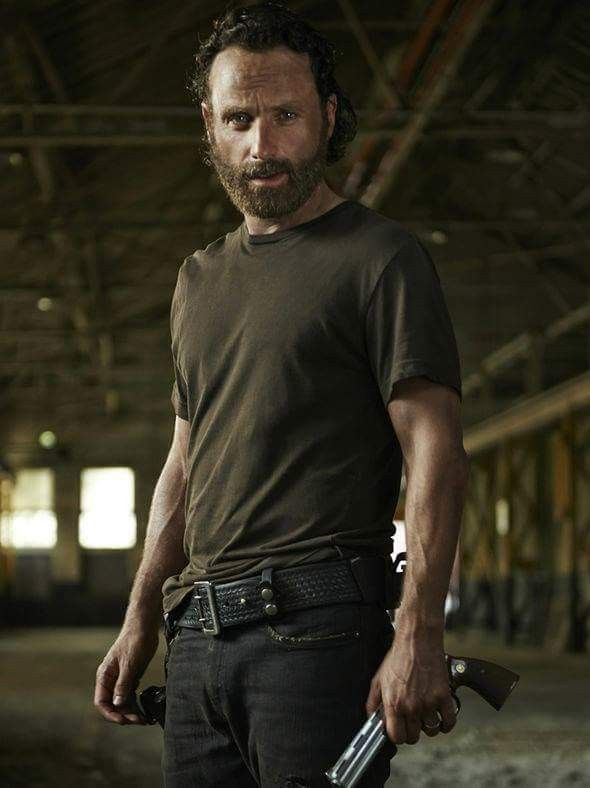 |l The Walking Dead l| Rick