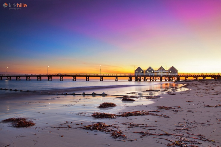 Busselton Jetty by Kirk Hille, via 500px