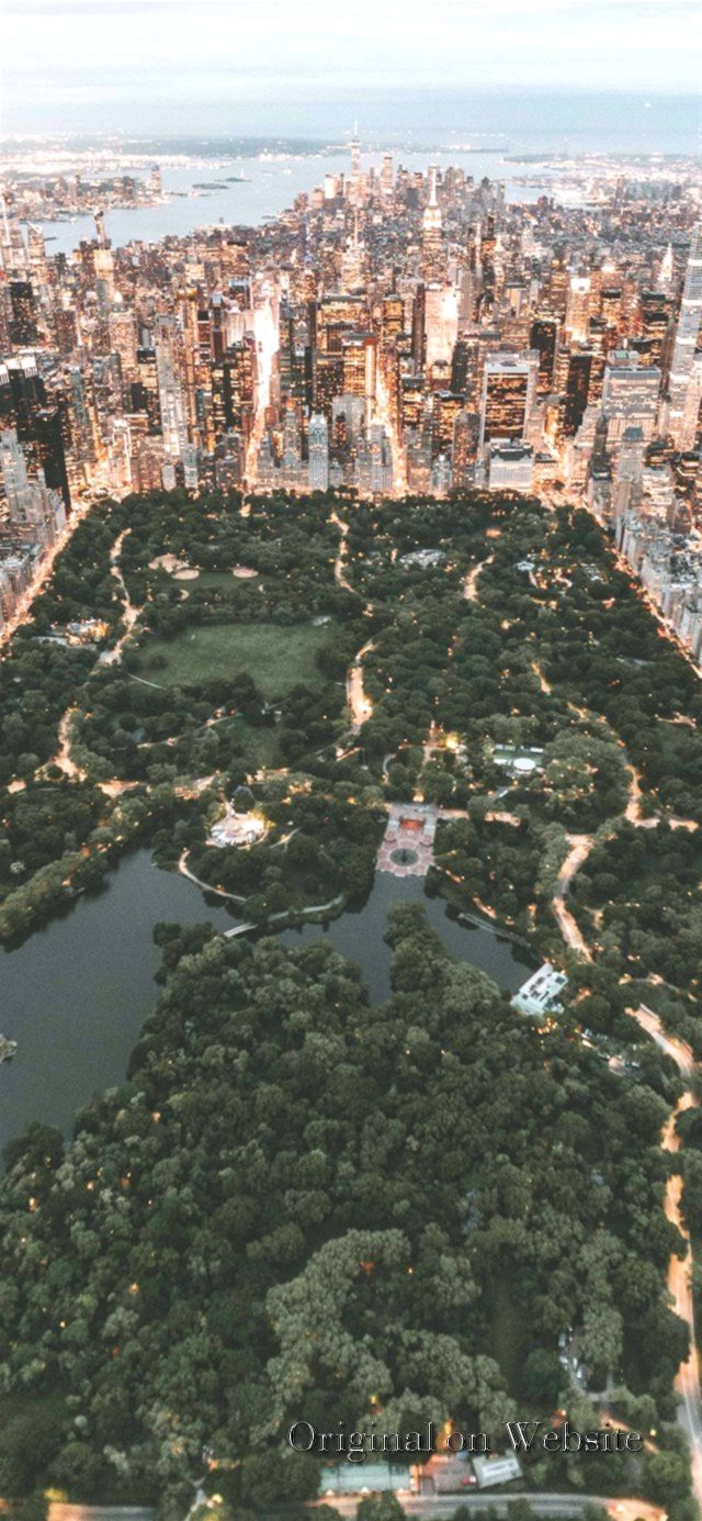 Iphone X Xs Xs Max Wallpapers Central Park From Above New York City Iphone X Wallpaper Iphonex Wallpapers Iph World Famous Buildings City Central Park