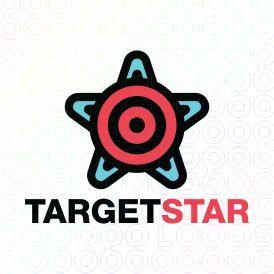 Target+Star+logo