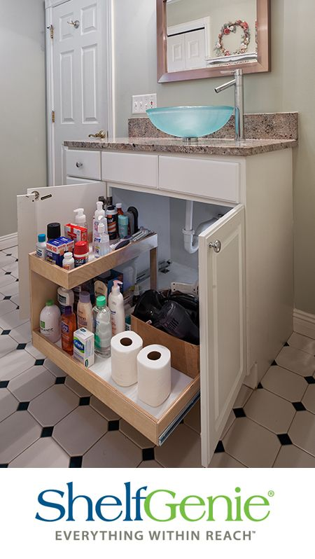 The Bathroom...itu0027s Your First Stop After Waking In The Morning And Your