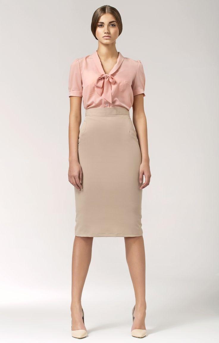 Бежевые юбки (67 фото): с чем носить, длинные в пол и короткие, кружевные, плиссированные, джинсовые, сочетания