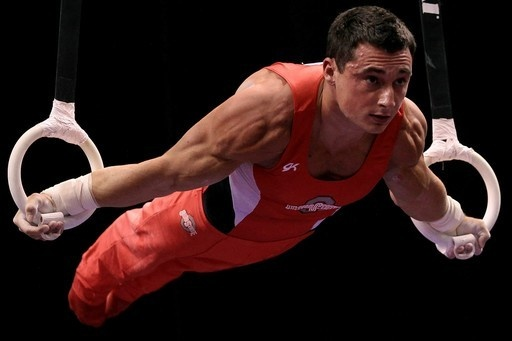 Brandon Wynn ..............Team USA......Gymnastics