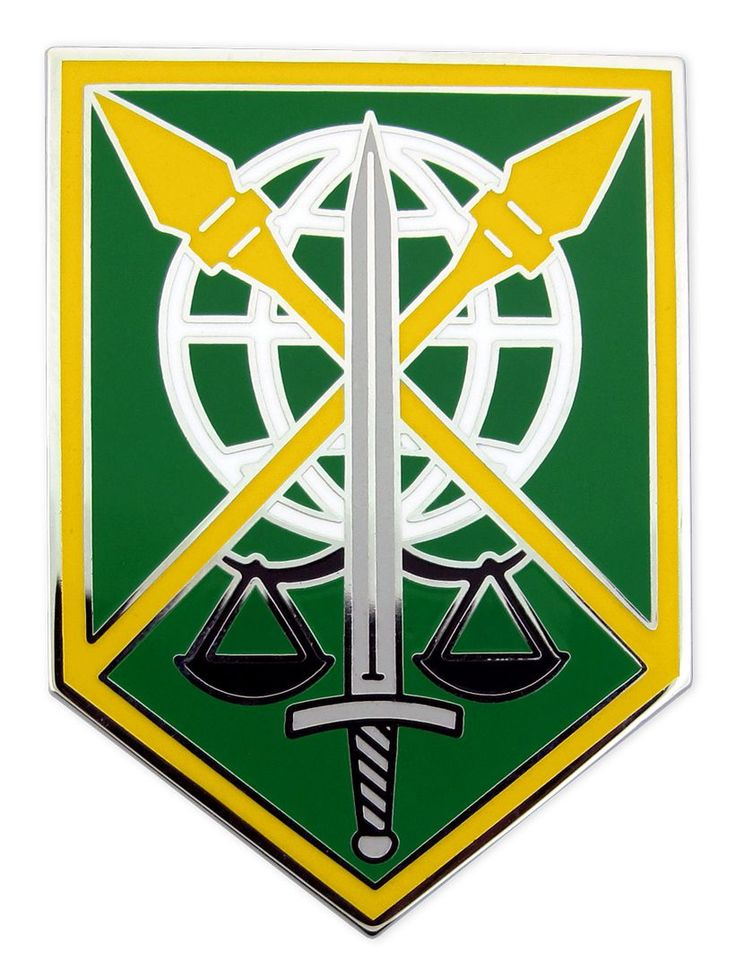 200TH MILITARY POLICE COMMAND, COMBAT SERVICE IDENTIFICATION BADGE