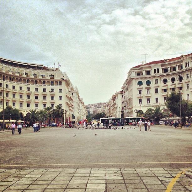 City in Θεσσαλονίκη, Θεσσαλονίκη