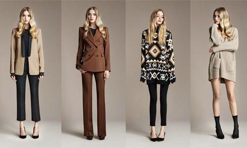 Style Pantry | Zara 2010 October Lookbook [Women]