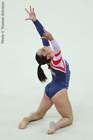 Jordyn Wieber London 2012 olympics