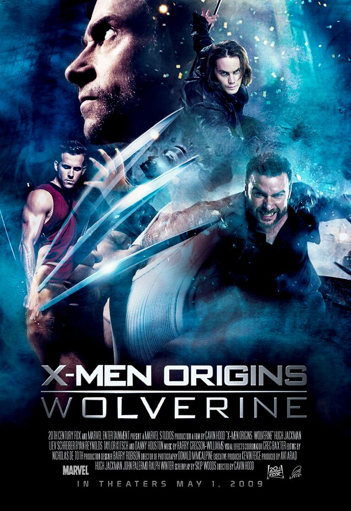 Pin By Philip King On X Men X Men Wolverine Poster Wolverine 2009