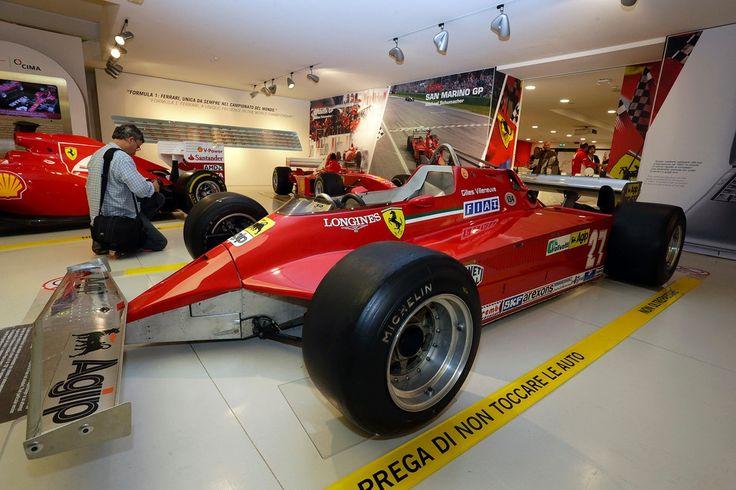 Discover Ferrari and Pavarotti: il Museo Ferrari1 - Foto e video - Gazzetta di Modena