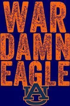 #Auburn #WarEagle   For Great Sports Stories, Funny Audio Podcasts, and Football Rules Tutorial www.RollTideWarEagle.com
