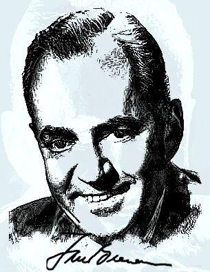 Thomas Breneman Smith was a popular 1940s American radio personality known to his listeners as Tom Breneman