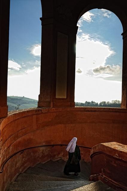 Madonna di San Luca in Bologna, province of bologna , Emilia romagna region Italy