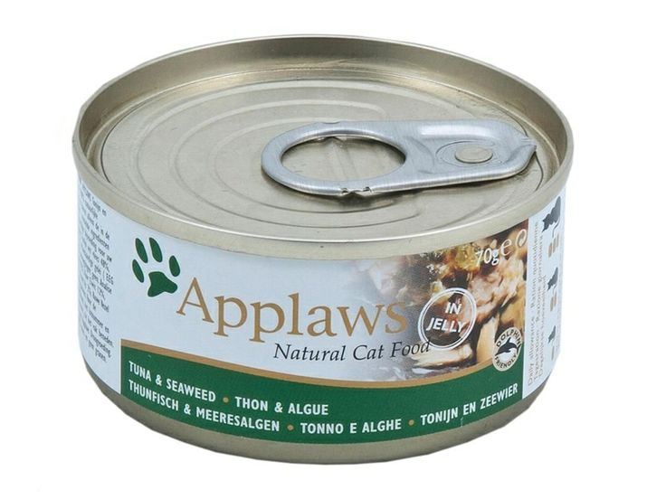 #Applaws #Katzenfutter mit Thunfisch & Meeresalgen