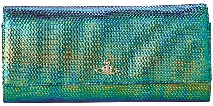 Sale Alert! Vivienne Westwood - Special Pouches Travel Purse (Emerald) - Bags and Luggage on shopstyle.com #MirandaKerr
