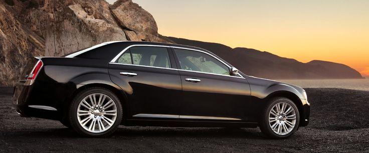 Chrysler Canada   Full-Size Sedan   2014 Chrysler 300 S V8 AWD