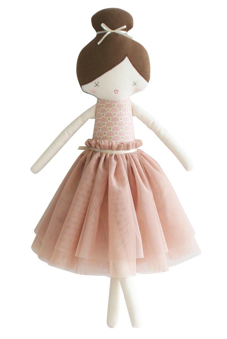Amelie Blush cuddle toy