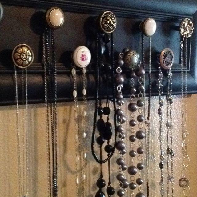 Necklace holder :)
