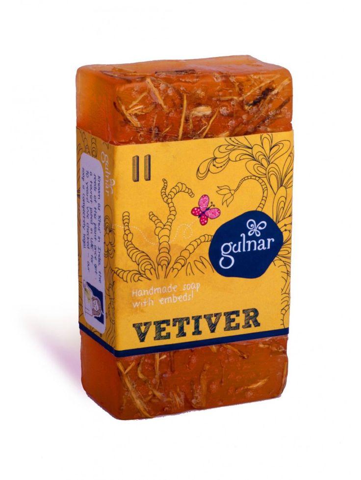 Vetiver Soap Buy here: http://www.vegalyfe.com/vetiver-soap.html