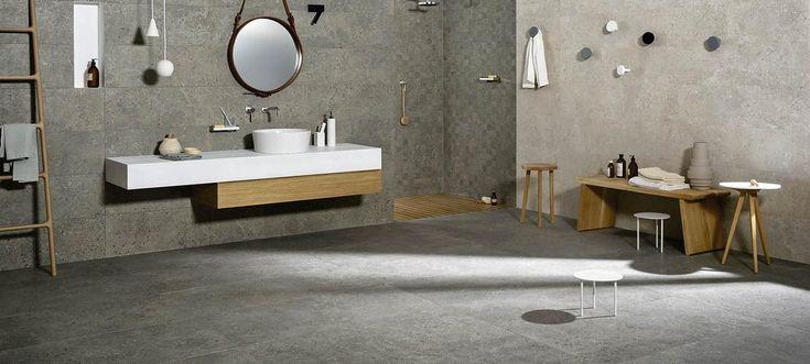 Mystone - Stone effect flooring (available at Urban Edge Ceramics, Richmond)